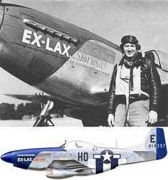 P-51D 487th FS