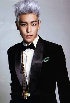 TOP - Korean singer