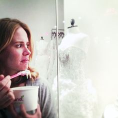Sarah Paulson basically sums up my life in this pic