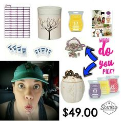 When's the last time you spent $49?  Did it pay you back? This month you can start your own Scentsy business for just $49!! DUDE...you can make that back with your first order!!   Or you can buy a warmer and 3 bars and get me as your fabulous consultant!   Either way it's a win-win!  Get your stuff at a discount!  Earn money awards and vacations!  The support and friendships are phenomenal!  Train the way that's best for you!  Work your own hours!  #jointhefun #myjobrocks #yoursshouldtoo…