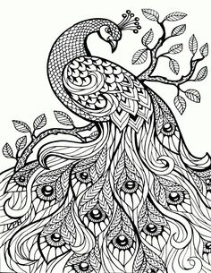 The 1395 Best Adult Coloring Pages And Zentangled Art For Grown Ups