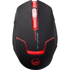 Mouse Gamer USB 4000DPI Zealot Jr TEAM SCORPION - 52196