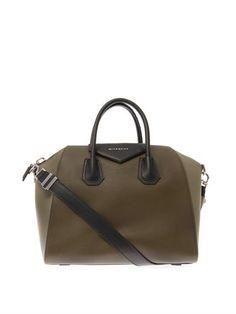 Givenchy Antigona tri-colour medium leather tote