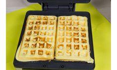 Cheesecake-Waffeln: Kuchen in Waffelform | Chefkoch.de