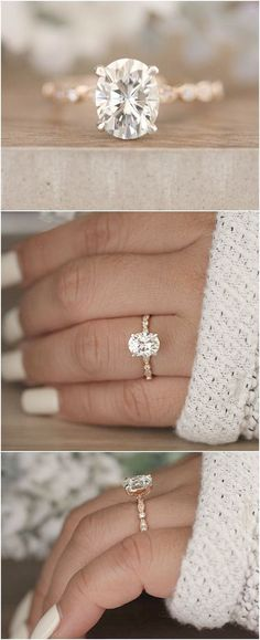 123 Best White Sapphire Engagement Rings Images Engagement Rings