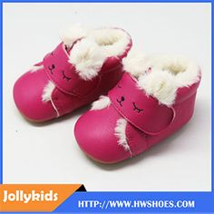 Customized Baby Boots Soft Baby Shoes Warm