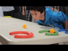 Minute to Win It: Horseplay (Head-to-Head) - YouTube