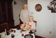 Harold Foster and Gertrude Bruner