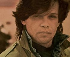 Name depends on the era:  John Cougar Mellancamp - John Cougar - John Mellancamp  - whatever. Take your pick.  Whatever name you want to go by, he's a great patriot and artist.