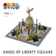 Lego Custom Modular Building ** AOL SQUARE ** INSTRUCTIONS ONLY! instruction | Toys & Games, Construction Toys & Kits, LEGO | eBay!