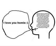 Bad Memes, Cute Memes, Funny Memes, Funny Laugh, Haha Funny, Look At You, Love You, Pinterest Memes, Good Buddy