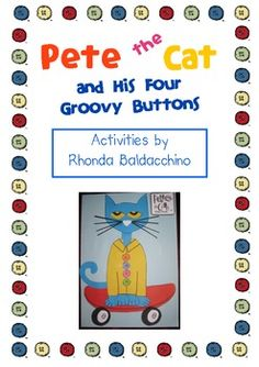 My Little ones just love Pete the Cat books. I am sure the latest one will not disappoint. I have a craft activity,  graphing activity and book rev...