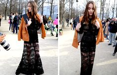 Paris Fashion Week: Funny reflections from a fashion outsider during the fashion shows this spring