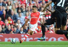 Arsenal 2 Hull City 2 - Alexis getting our first with a great free kick