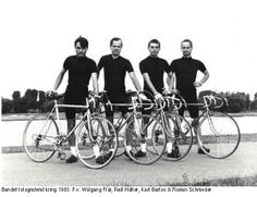 Team Kraftwerk will be going to the 2016 Olympics (j.k.)
