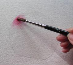 Painting Demonstrations...Barbara Fox Studio