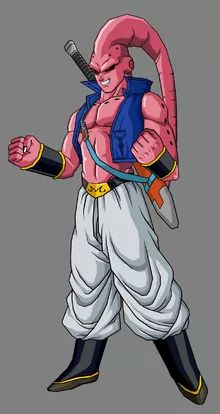 Super buu trunks absorbed by hsvhrt-d2puv69