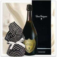 Dom Perignon Gift Set    award winning gift hamper business.    www.twistedribbon.com.au