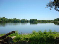 Lake Crowfield [man-made lake],  Goose Creek, SC