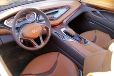 Cadillac Elmiraj concept - interior