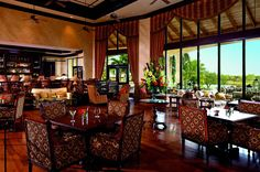 Enjoy breathtaking golf course views while dining at Global at The Ritz-Carlton Golf Resort, Naples. Florida Golf, Florida Resorts, South Florida, Family Friendly Resorts, Another Day In Paradise, Hotel Deals, Naples, Golf Courses, Luxury