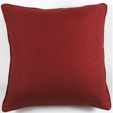 Urban Loft Linen Look Throw Pillow