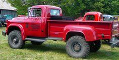1959 w300 Dodge Power Wagon