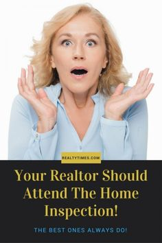 See why a real estate agent should be at the home inspection whether they are representing the buyer or the seller. Don't settle for a Realtor who gives you excuses on why they don't go. Real Estate Articles, Real Estate Information, Real Estate Tips, Real Estate Sales, Real Estate Marketing, Find A Realtor, Home Selling Tips, Sell Your House Fast, Home Inspection