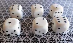 12 Fondant Edible cupcake/cake toppers  Poker por TopCakeDecors
