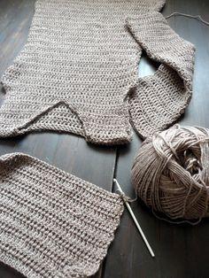 VMSomⒶ KOPPA: camicia crochet