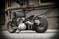 Sportster bobber | Bobber Inspiration | Bobbers & Custom Motorcycles