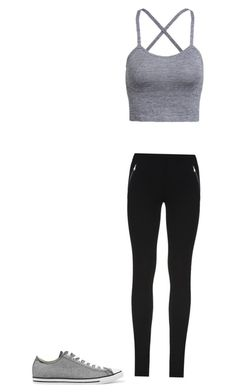 """""""Untitled #11"""" by antoni-huggins on Polyvore featuring Emilio Pucci and Converse"""