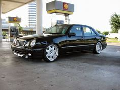 Mercedes-Benz W210 Stance Style   BENZTUNING   Performance and Style
