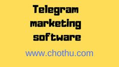 Whatsapp Marketing Tools   Viking Telegram Tools Hack   Marketing