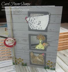 Stampingroxmyfuzzybluesox: Stampin' Up! Sale-a-bration Hey Chick Peekaboo Card!