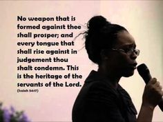 """Pastor Dawn Davis-Lawrence - Pastors Perspective...""""Its time for change; When the devil Resist You"""" - YouTube"""