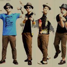 Bruno mars :$
