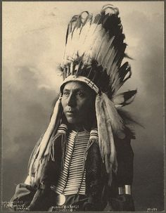 Hubble Big Horse, Cheyenne 1898
