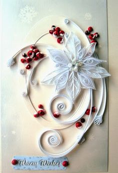 Quilling Seasons: Christmas (Коледа)