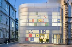 Maggie's Centre Barts, London, 2017 - Steven Holl Architects