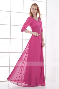 Best-selling Sheath / Column Floor-length Off-the-shoulder Chiffon Prom Dresses
