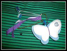 borboleta by Simo www.criandoeinovando.elo7.com.br, via Flickr