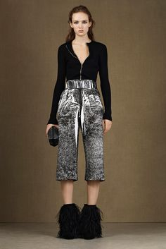 McQ Alexander McQueen - Pre-Fall 2015 - Look 6 of 27 Fashion Trend Researched by TOYKEAT WWW.TOYKEAT.COM