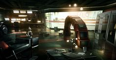 Deus Ex Human Revolution Concept by Eric Gagnon
