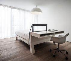 Loft MM by C.T. Architects, Bilzen, Belgium - 2013.