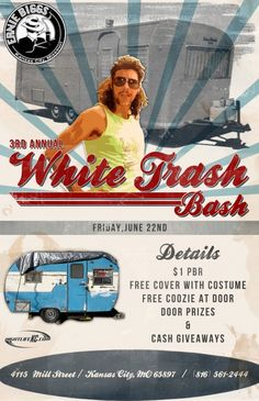 4th birthday trash bash mike s 30th white trash bash on white 4th birthday trash bash mike s 30th white trash bash on white trash stopboris Image collections
