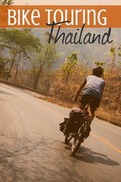 Cycling Thailand: Want to know what it's like bike touring in Thailand? From monumental temples to sizzling cities and inestimable elephants, here's your guide to cycle touring Thailand.
