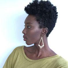 dayna - 4C natural hair