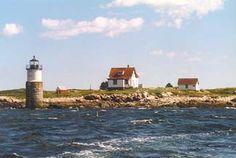 Ram Island Lighthouse, Maine at Lighthousefriends.com