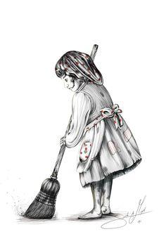 Hansel y Gretel ilustración